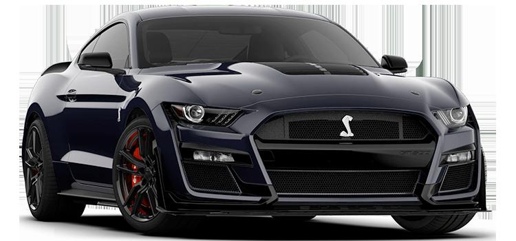 Custom Order 2021 Ford Mustang Shelby