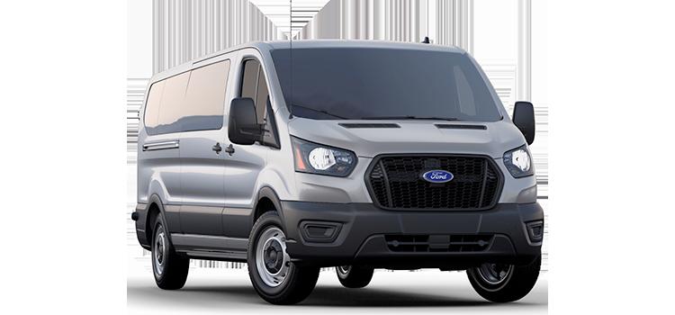2021 Ford Transit Passenger Van