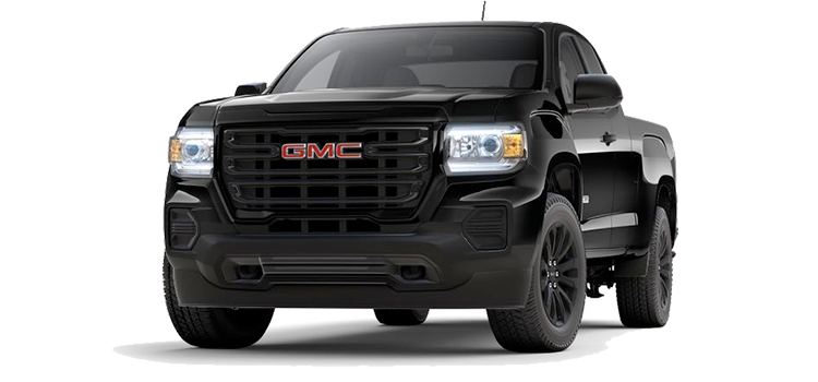 Canyon Extended Cab