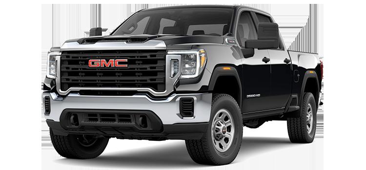 2021 GMC Sierra 3500 HD SRW Crew Cab