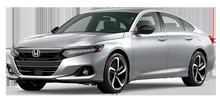 new 2021 Honda Accord Sedan 1.5T L4 Sport