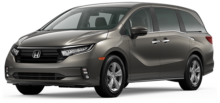 new 2021 Honda Odyssey EX