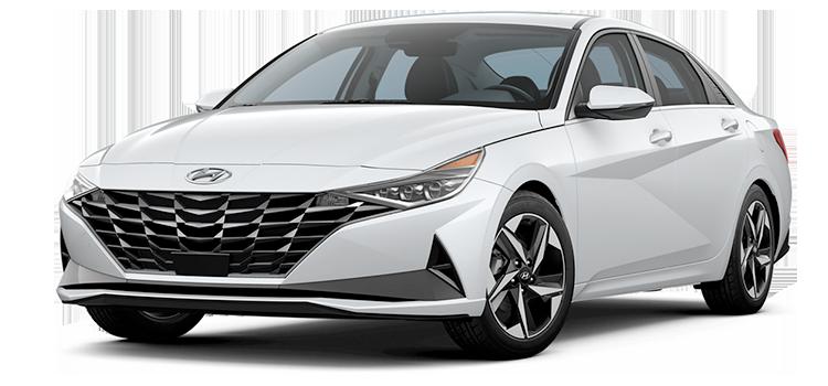 2021 Hyundai Elantra Limited 4D Sedan