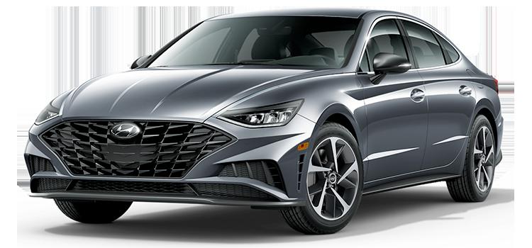 2021 Hyundai Sonata SEL Plus 4D Sedan