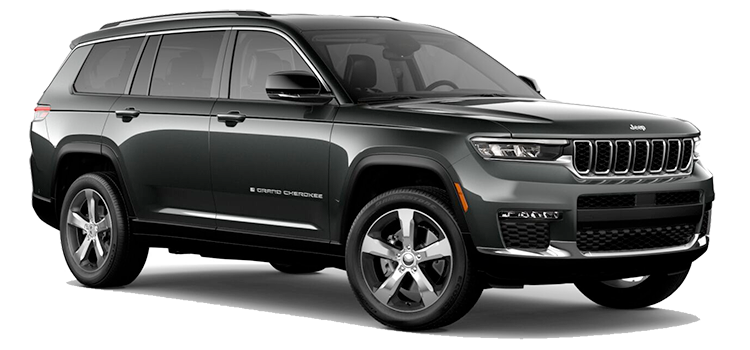 new 2021 Jeep Grand Cherokee L Limited 4D Sport Utility