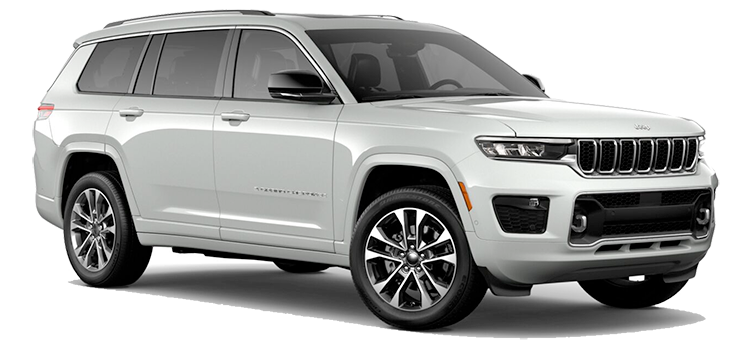 new 2021 Jeep Grand Cherokee L Overland 4D Sport Utility