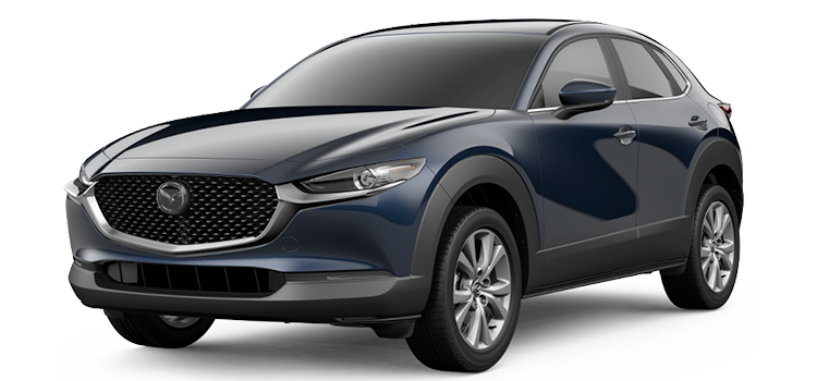 2021 Mazda CX-30 Select 4D Sport Utility