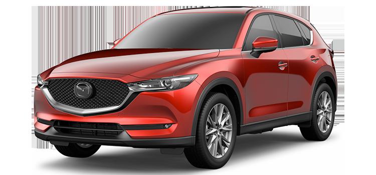 2021 Mazda CX-5 Grand Touring 4D Sport Utility