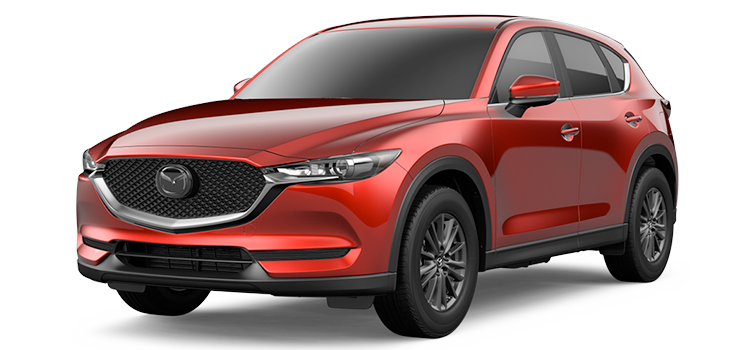 2021 Mazda CX-5 Touring 4D Sport Utility