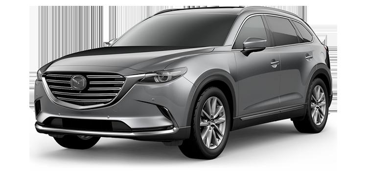 2021 Mazda CX-9 Grand Touring 4D Sport Utility