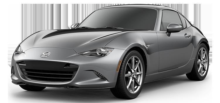 2021 Mazda Miata RF Grand Touring 2D Convertible