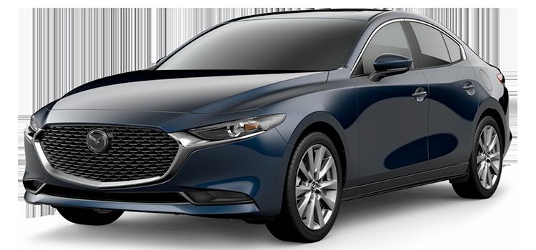 2021 Mazda Mazda3 Preferred 4D Sedan