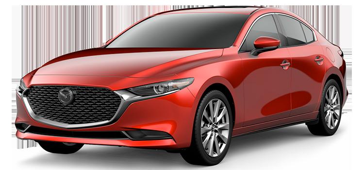 2021 Mazda Mazda3 Premium 4D Sedan