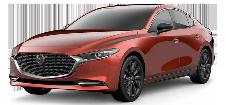 2021 Mazda Mazda3 Premium Plus 4D Sedan
