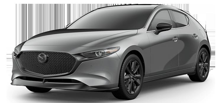 2021 Mazda Mazda3 Premium Plus 4D Hatchback