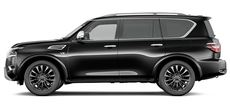 Jefferson City Nissan - 2021 Nissan Armada 5.6L V8 Platinum