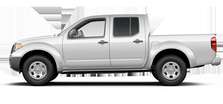 2021 Nissan Frontier Crew Cab