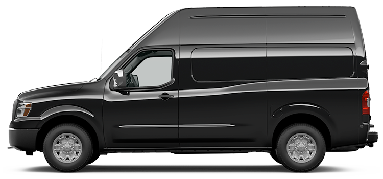 new 2021 Nissan NV Cargo High Roof 2500 5.6L V8 SV