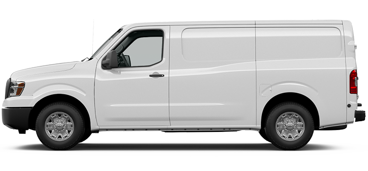 new 2021 Nissan NV Cargo Standard Roof 2500 5.6L V8 SV