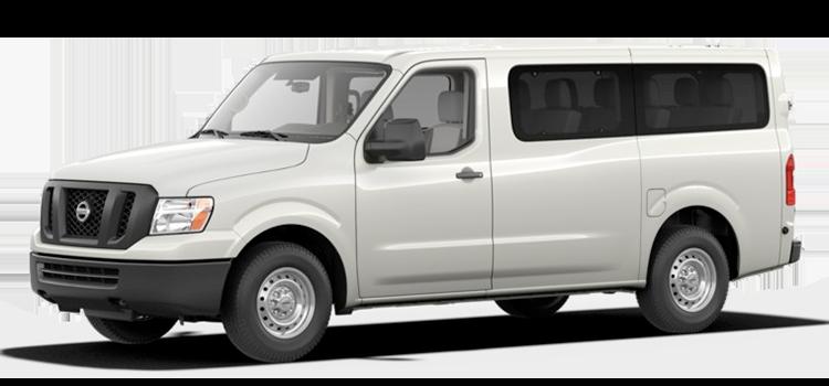 2021 Nissan NV Passenger