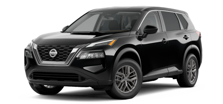 new 2021 Nissan Rogue 2.5L I4 S