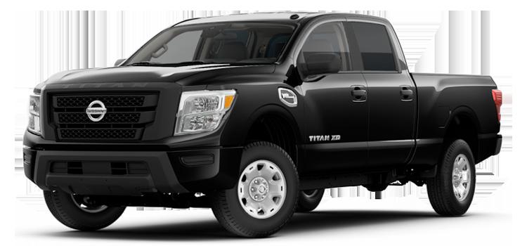Titan XD Crew Cab
