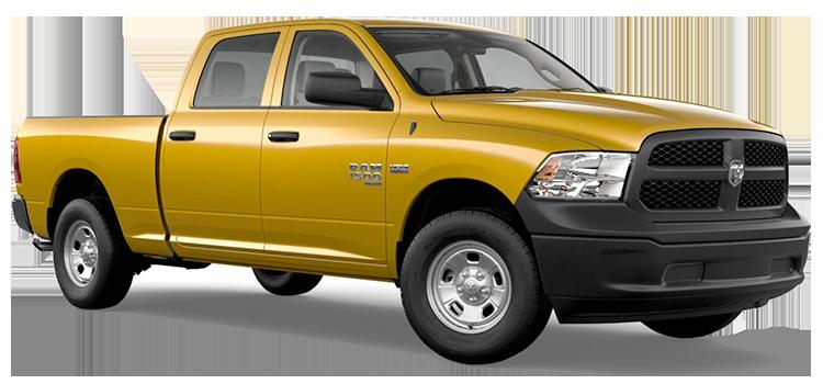 1500 Ram Classic Light Duty Crew Cab 4x2