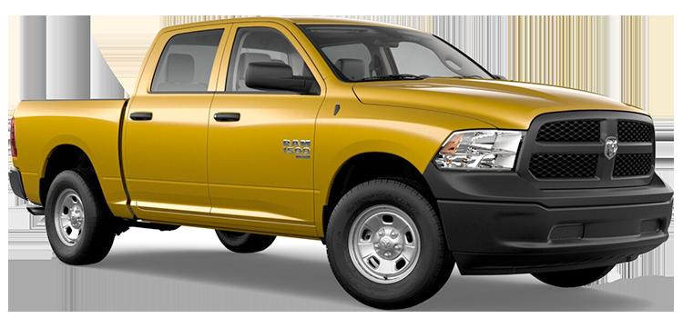 1500 Ram Classic Light Duty Crew Cab 4x4