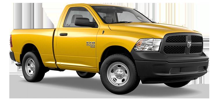 1500 Ram Classic Light Duty Regular Cab 4x2
