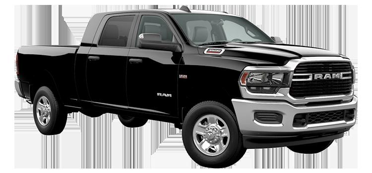 2021 Ram 3500 Ram Mega Cab 4x4