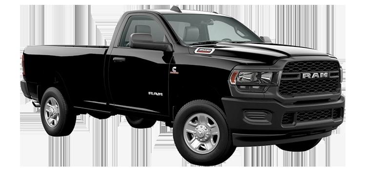 2021 Ram 3500 Ram Regular Cab 4x4