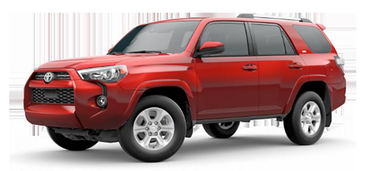 Toyota Factory Order 2021 Toyota 4Runner