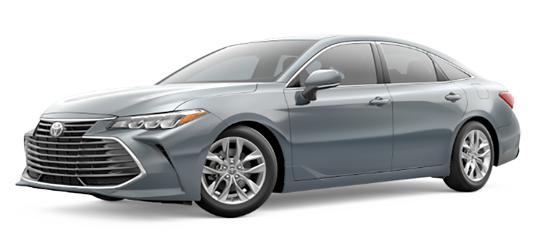 Custom Order 2021 Toyota Avalon