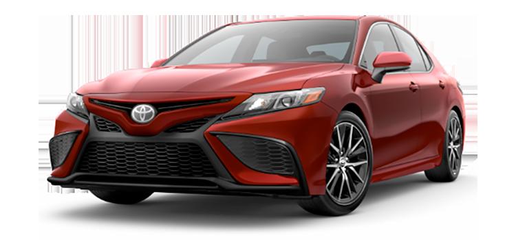 2021 Toyota Camry 2.5L 4-Cyl SE