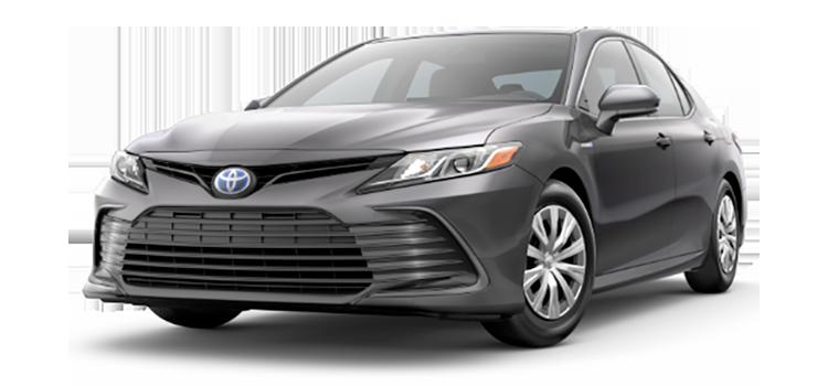 Custom Order 2021 Toyota Camry Hybrid