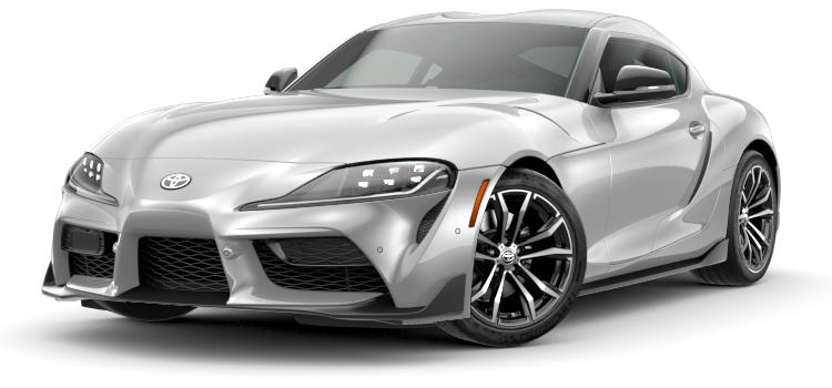 Custom Order 2021 Toyota GR Supra