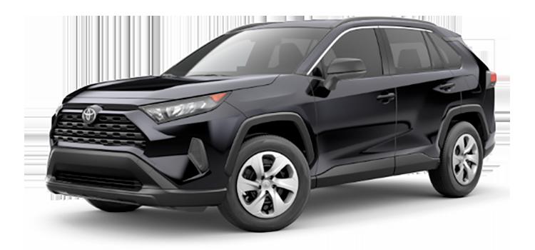 Custom Order 2021 Toyota RAV4