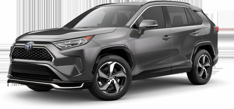 Toyota Custom Order 2021 Toyota RAV4 Prime