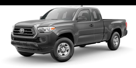 Custom Order 2021 Toyota Tacoma Access Cab