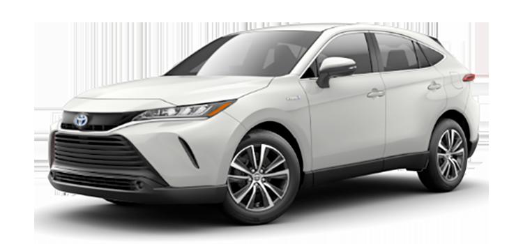 Toyota Custom Order 2021 Toyota Venza