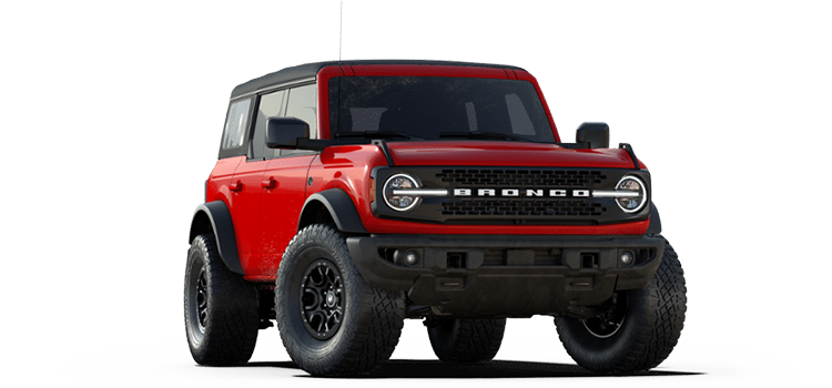 Ford Factory Order 2022 Ford Bronco
