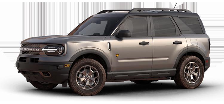 Ford Custom Order 2022 Ford Bronco Sport