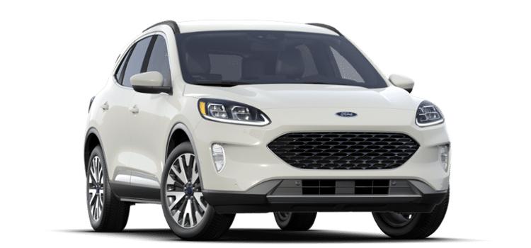 Ford Custom Order 2022 Ford Escape