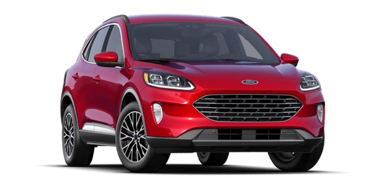 Custom Order 2022 Ford Escape Plug-In Hybrid