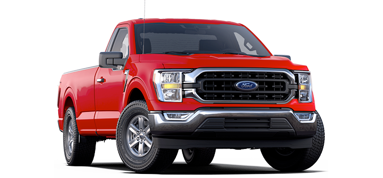 Ford Factory Order 2022 Ford F-150 Regular Cab