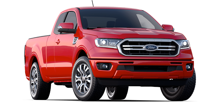 Ford Factory Order 2022 Ford Ranger SuperCab