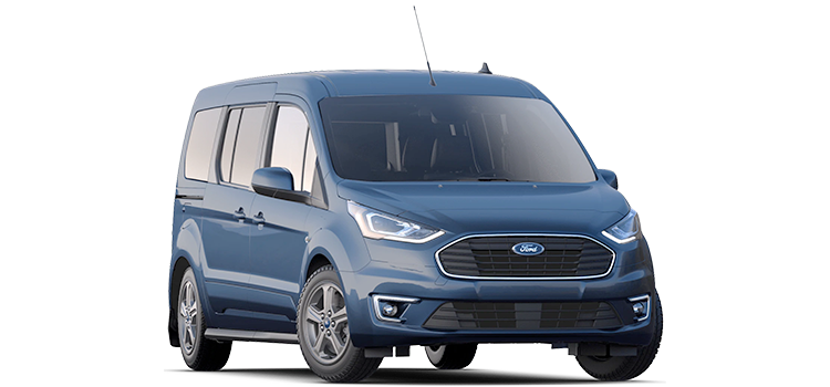 Custom Order 2022 Ford Transit Connect