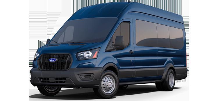 Custom Order 2022 Ford Transit Passenger Van