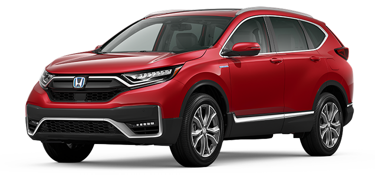 new 2022 Honda CR-V Hybrid Touring 4D Sport Utility