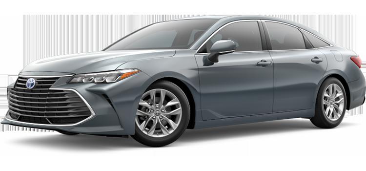 Custom Order 2022 Toyota Avalon Hybrid